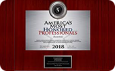 The American Registry Most Honored Professionals